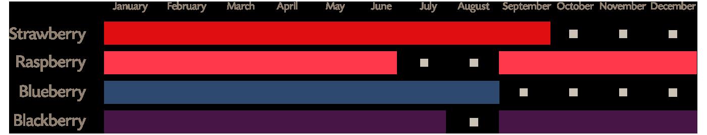 Calendar Berries