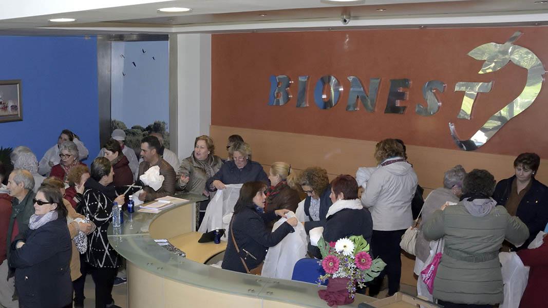 Bionest colabora con las asociaciones de Almonte