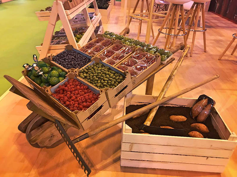 Fruit Attraction 2018. ¡A great success for Bionest!